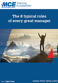 The 8 typical roles of every great manager